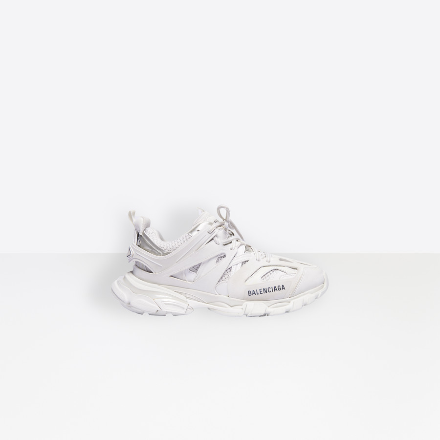Track Sneaker White for Women | Balenciaga