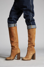 DSQUARED2 Canadiana Heeled Boots Boot Woman