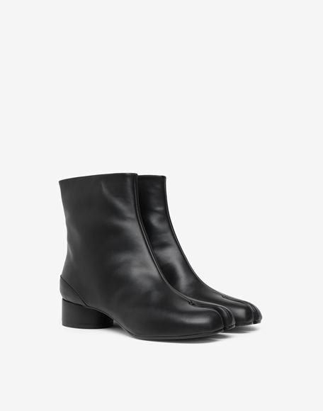 MAISON MARGIELA Tabi calfskin boots Tabi boots & Ankle boots Woman d