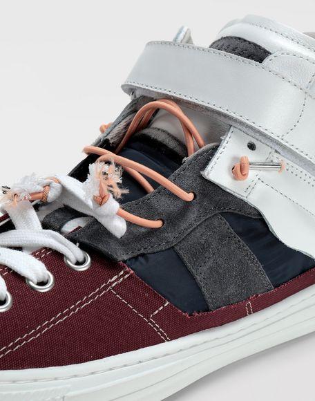 MAISON MARGIELA Evolution high-top sneakers Sneakers Man b