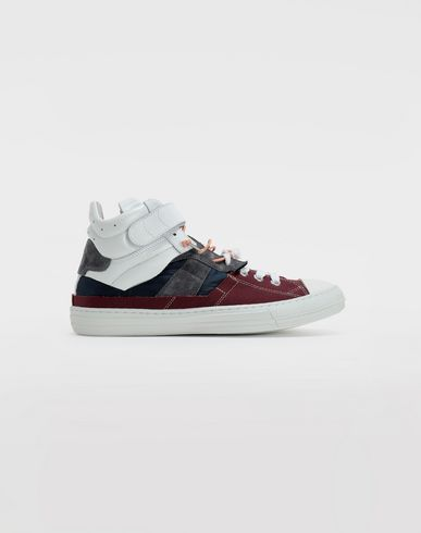 MAISON MARGIELA Sneakers montantes Evolution Sneakers Homme f