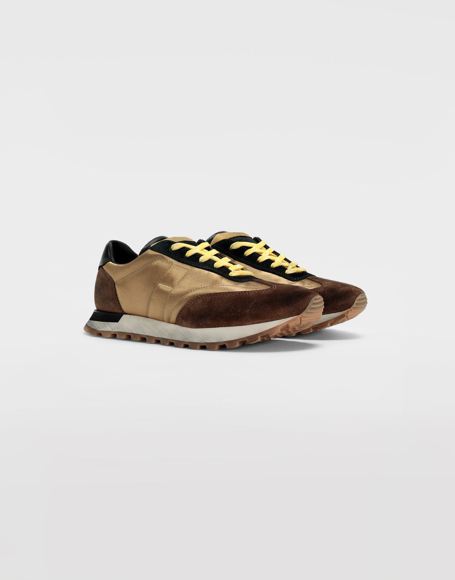 MAISON MARGIELA Color block runners Sneakers Man d