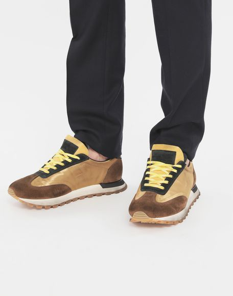MAISON MARGIELA Color block runners Sneakers Man r