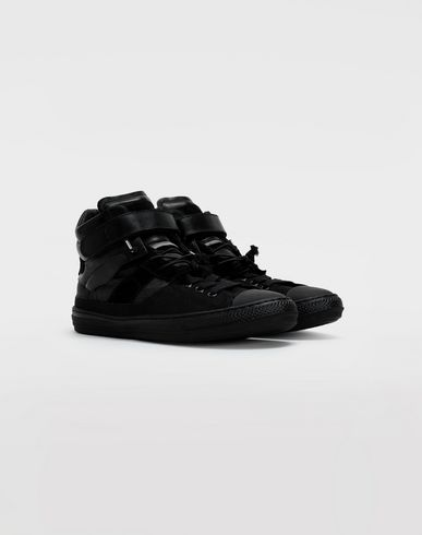 SHOES Evolution high-top sneakers Black