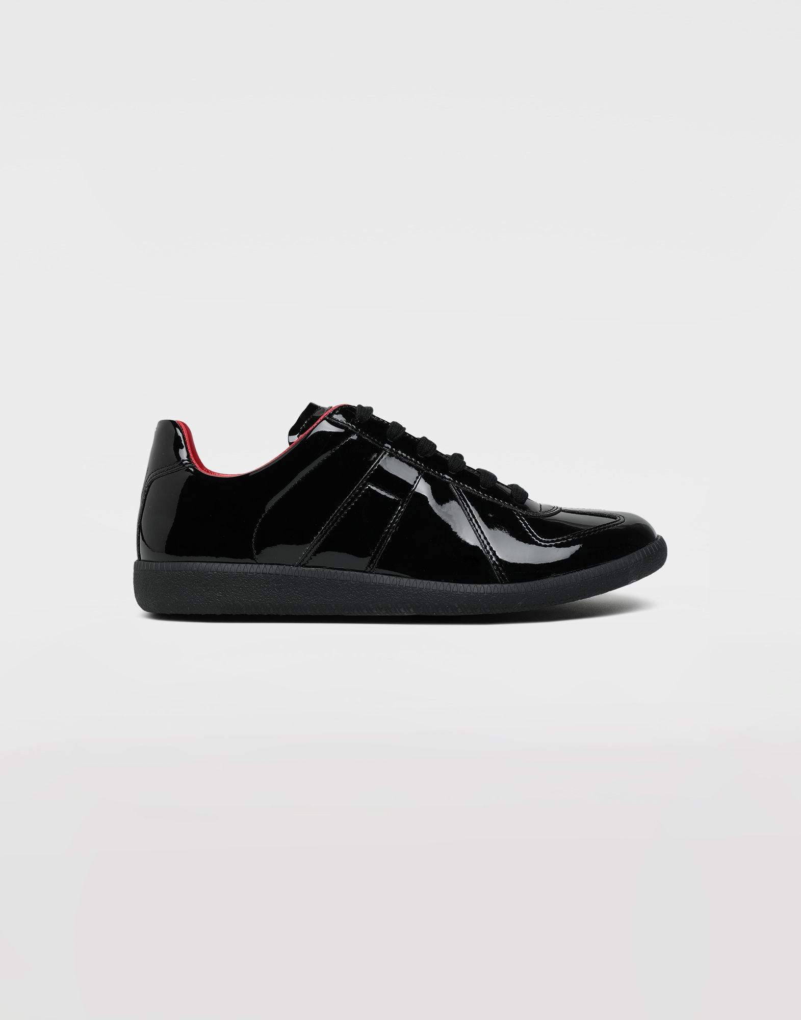 MAISON MARGIELA Replica patent leather sneakers Sneakers Man f