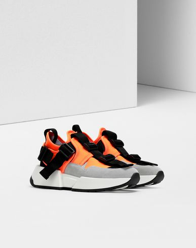 SHOES Safety sneakers Orange