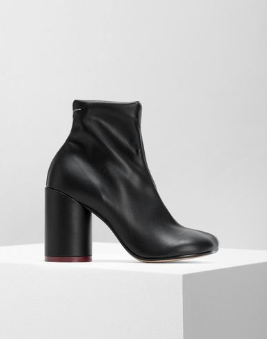 SHOES Ankle boots Black