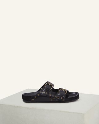ISABEL MARANT SANDALS Woman LENNYA sandals d