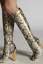 DSQUARED2 Urban City Life Heeled Boots Boot Woman