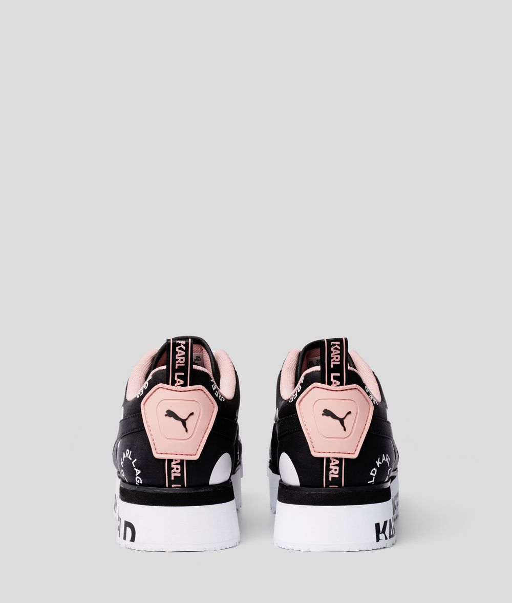 The Puma Roma Armor Sneaker | Karl Lagerfeld Collections | By Karl ...