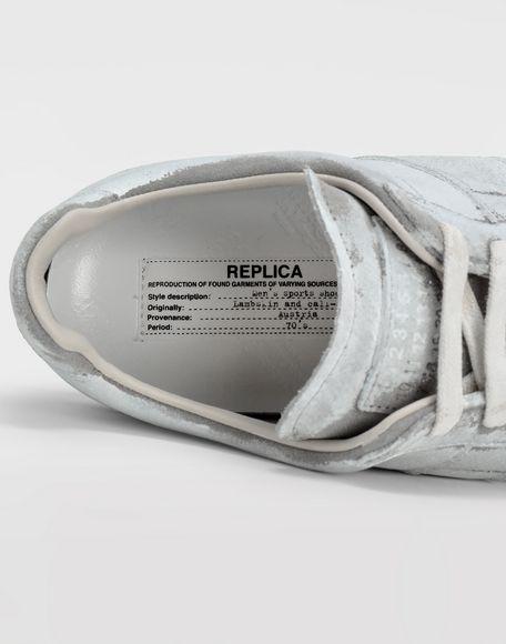 MAISON MARGIELA Replica suede sneakers Sneakers Man b