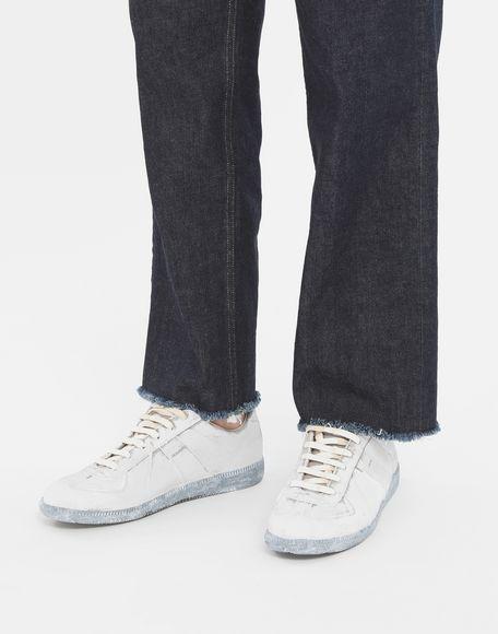 MAISON MARGIELA Replica suede sneakers Sneakers Man r