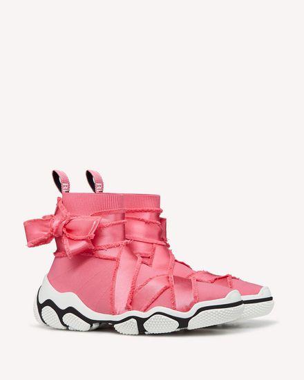 REDValentino Sneaker Donna SQ2S0B89YMN KE8 f
