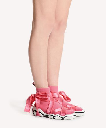 REDValentino SQ2S0B89YMN KE8 Sneaker Woman b