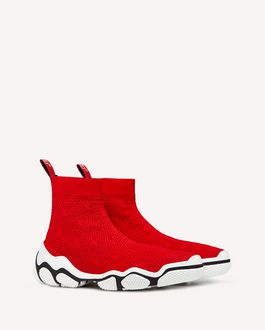 REDValentino Boot Woman SQ2S0C54YHH 0NO f