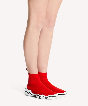 REDValentino SQ2S0C14LJW CC7 Sneaker Woman b