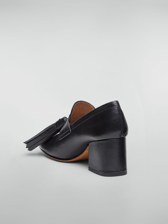 Marni Moccasin in soft nappa lambskin Woman