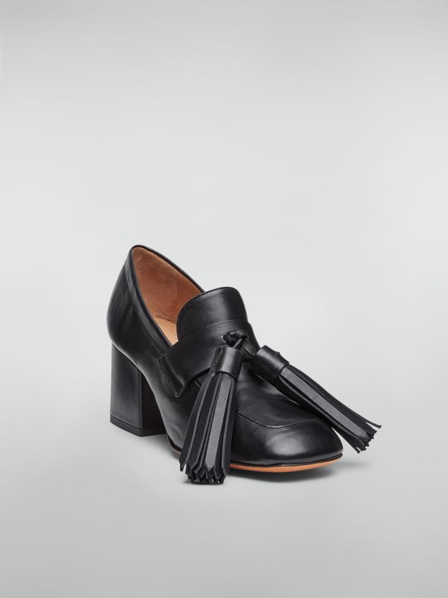 Marni Moccasin in soft nappa lambskin Woman - 2