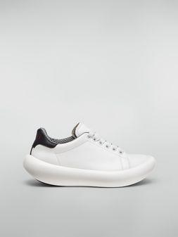 Marni Sneaker Marni BANANA in calfskin Woman