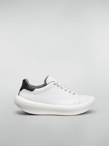 Marni Sneaker Marni BANANA in calfskin Woman f