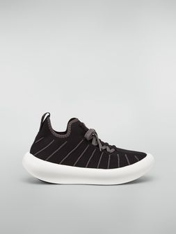 Marni BANANA Marni sneaker in techno fabric Woman