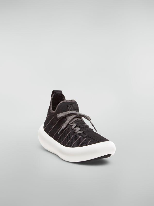 Marni BANANA Marni sneaker in techno fabric Woman - 2