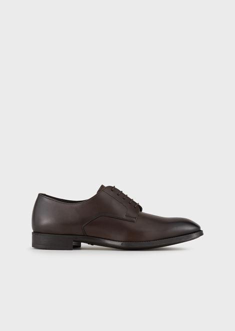 GIORGIO ARMANI Chaussure à lacets Homme f
