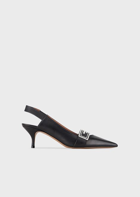 EMPORIO ARMANI Pumps Woman f