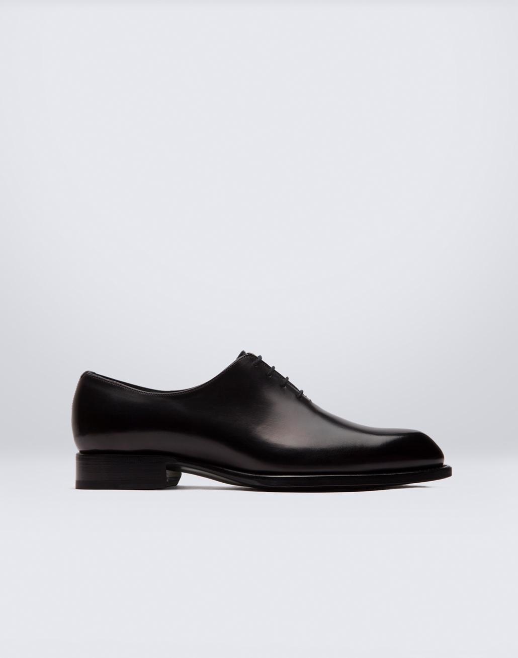 BRIONI Black Oxford Shoes. Formal shoes Man f