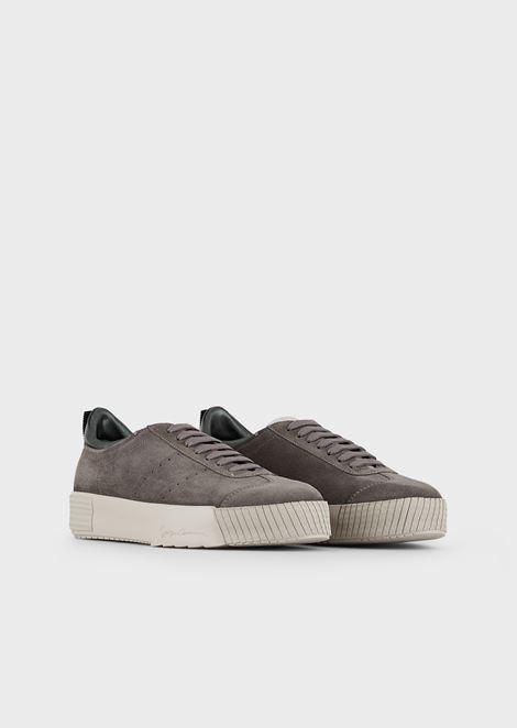 GIORGIO ARMANI Sneakers Man r