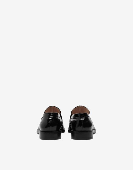 MAISON MARGIELA Tabi leather loafers Moccasins Woman e