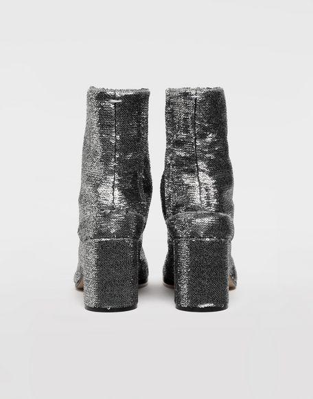 MAISON MARGIELA Tabi sequin boots Tabi boots & Ankle boots Woman e
