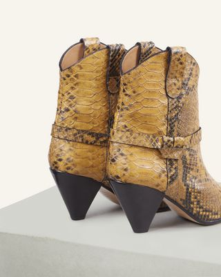 ISABEL MARANT BOOTS Woman DEANE BOOTS d