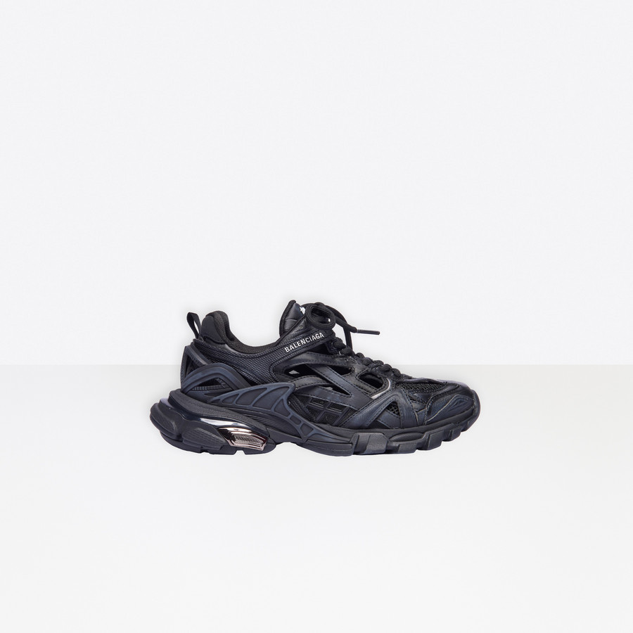 Track 2 Sneaker Black For Women Balenciaga