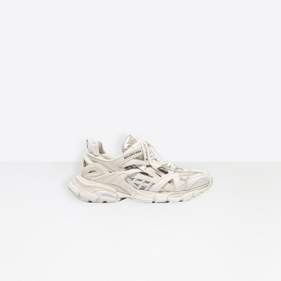 Track 2 Sneaker White For Women Balenciaga