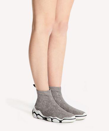 REDValentino SQ2S0C14FSI D00 Sneaker Femme b