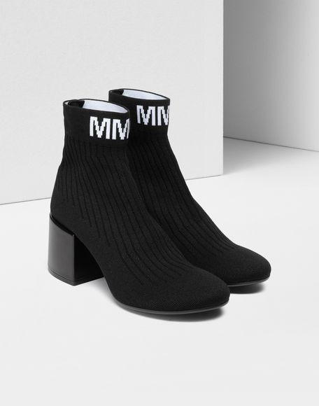 MM6 MAISON MARGIELA Flare heel ankle boots Ankle boots Woman d