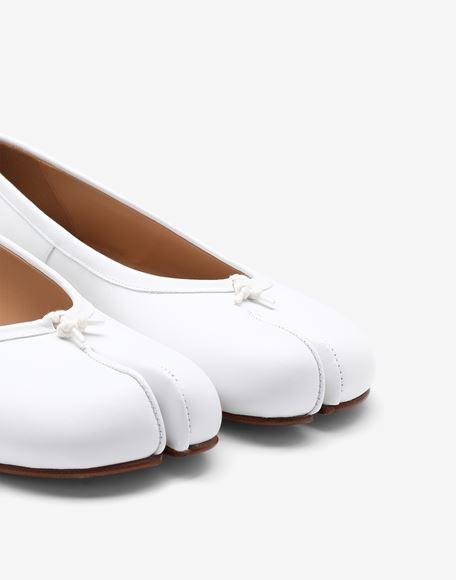 MAISON MARGIELA Tabi calfskin ballerinas Ballet flats Woman a