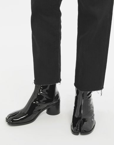 SHOES Tabi boots Black