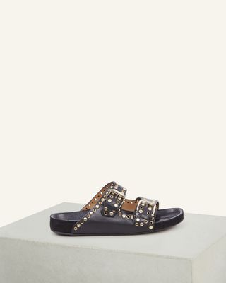 ISABEL MARANT SANDALS Woman LENNYO SANDALS d