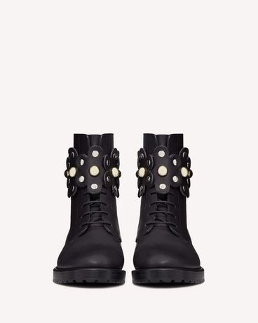 REDValentino SQ2S0C56LMT 0NO Boot Woman d