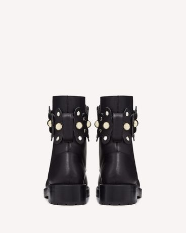 REDValentino SQ2S0C56LMT 0NO Boots and ankle boots Woman r