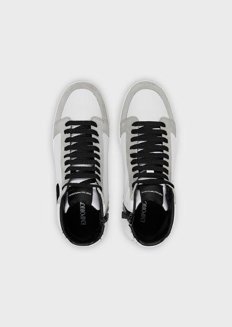 EMPORIO ARMANI Sneakers Man d