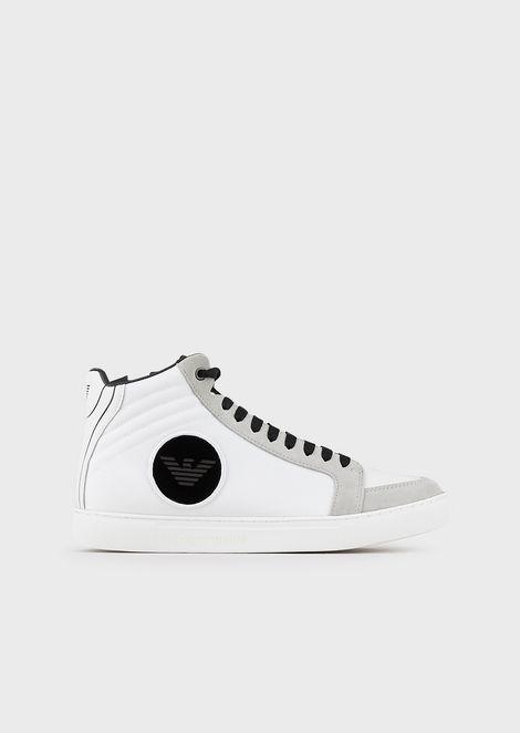 EMPORIO ARMANI Sneaker Homme f