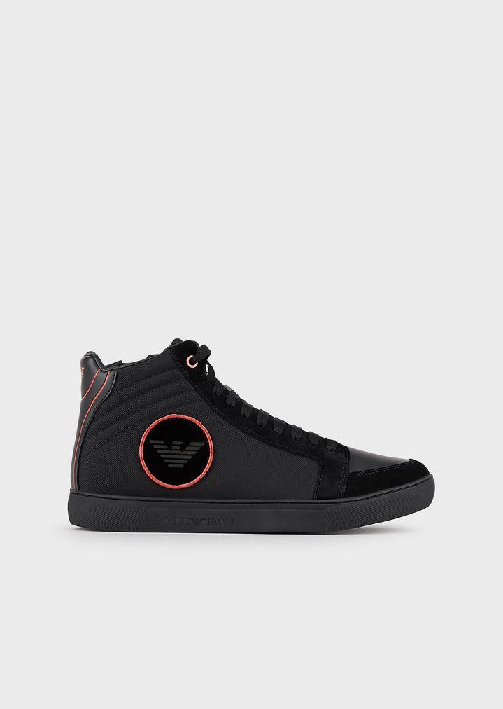 Sneakers | Man | Emporio Armani