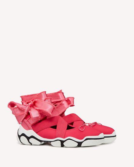 REDValentino Sneaker Woman SQ2S0B99ZWZ KE8 f