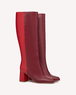 REDValentino Boots and ankle boots Woman SQ0S0C72NKV TD0 f