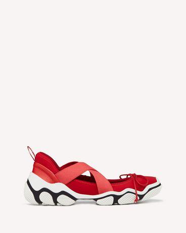 REDValentino SQ2S0C00ZWZ CC7 Sneaker Woman a
