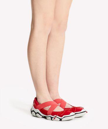 REDValentino SQ2S0C00ZWZ CC7 Sneaker Woman b
