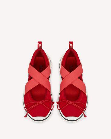 REDValentino SQ2S0C00ZWZ CC7 Sneaker Woman d